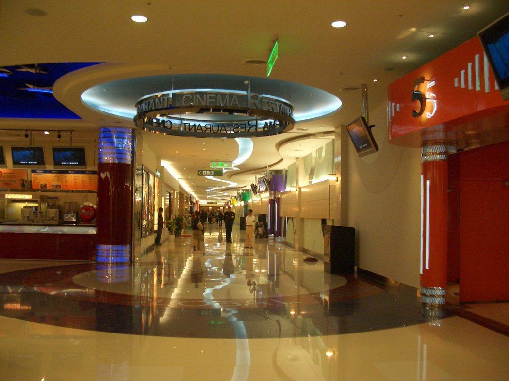 國賓影城將退出中和環球購物中心。圖/報系資料照片