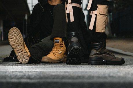 把胎紋科技穿上腳! PALLADIUM聯手MICHELIN打造嶄新防水系列鞋款