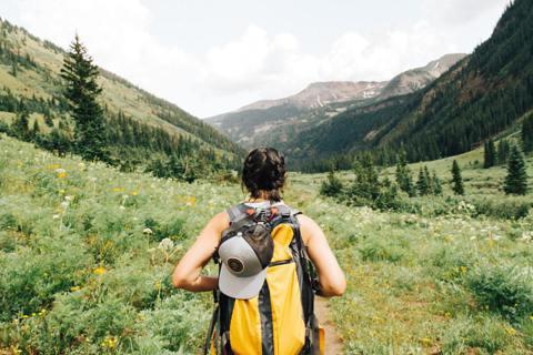 壯遊的遊客是第一批能讓我們現代人彷彿看見旅行中的自己的旅人。 圖/Holly M...