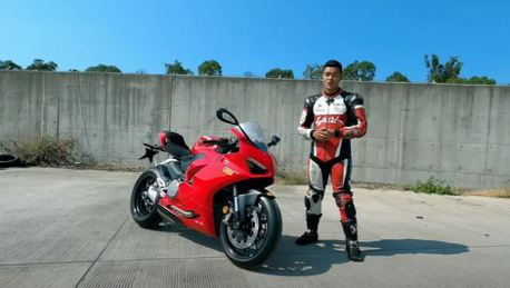 影/真好騎!Ducati Panigale V2 媒體試駕
