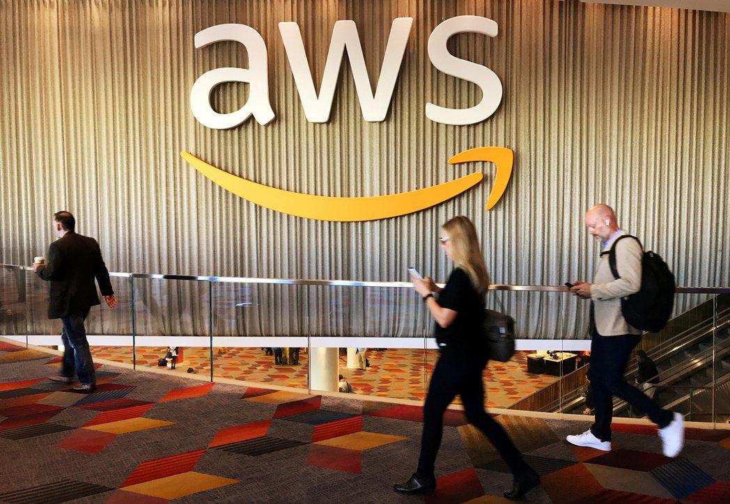 亞馬遜網路服務(AWS)、MS和Google佔全球雲供應商總份額的60%。 圖/路透社