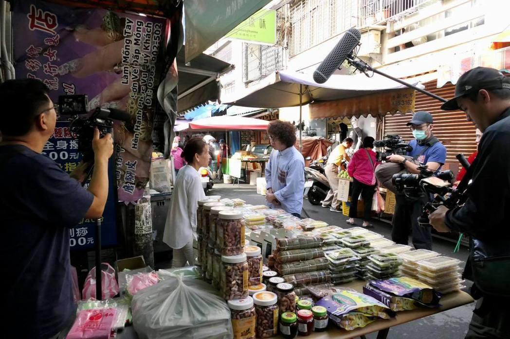 「我在市場待了一整天」即將在民視播出。 圖/摘自「我又在市場待了一整」臉書粉絲團