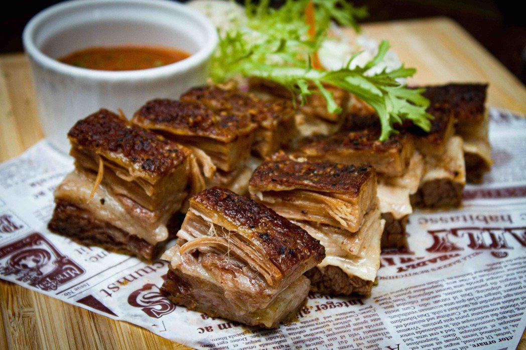 ABV原木風味烤牛胸提供了「瘦而不柴,肥而不膩」如此完滿的口感。 ABV/提供