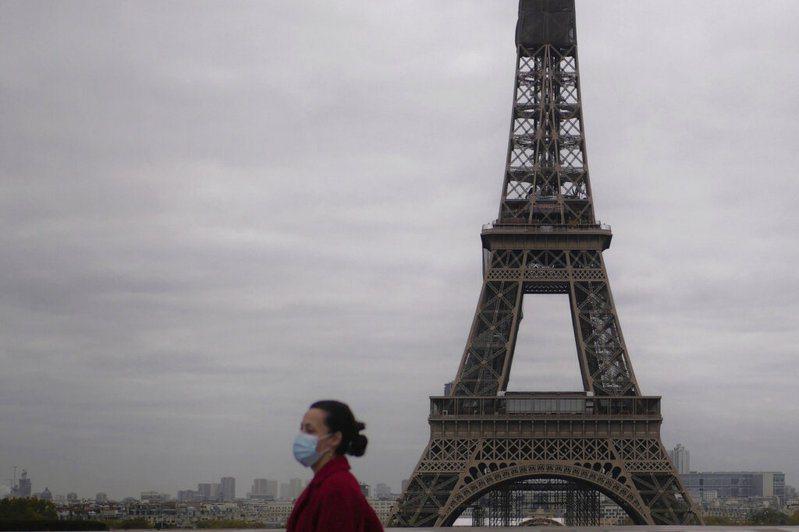法國衛生部今天通報,境內新增2萬3306人確診感染2019冠狀病毒疾病(COVID-19),較前一天的2萬3507人染疫減少,累計確診攀升至388萬2408例。 美聯社