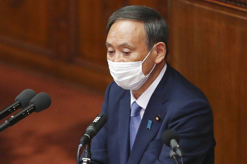 日本首相菅義偉正考慮明年1月出訪美國。 美聯社