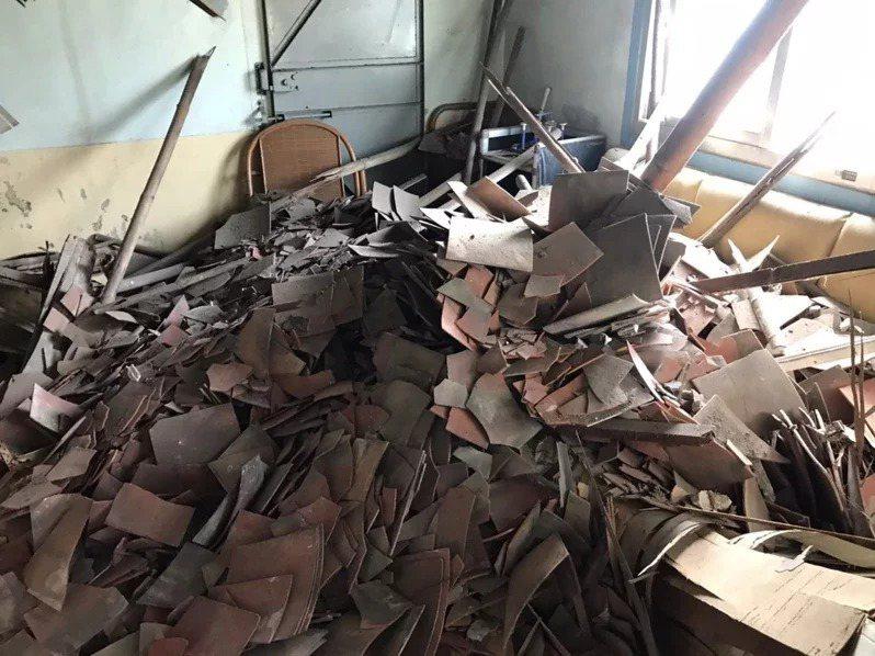 地震示意圖。圖/聯合報系資料照片