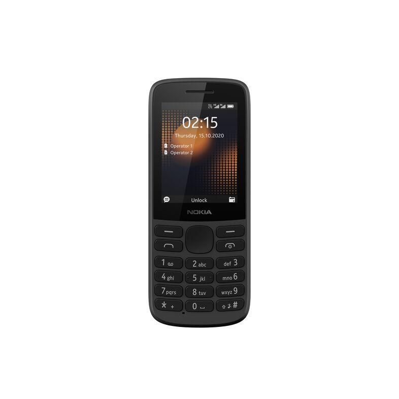 Nokia 215 4G。  圖/HMD提供