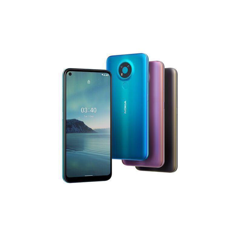 Nokia 3.4。 圖/HMD提供