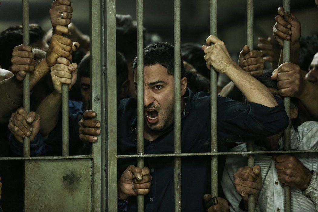 《緝毒風暴》納維德莫哈瑪查德飾演窮凶惡極的大毒梟。捷傑提供