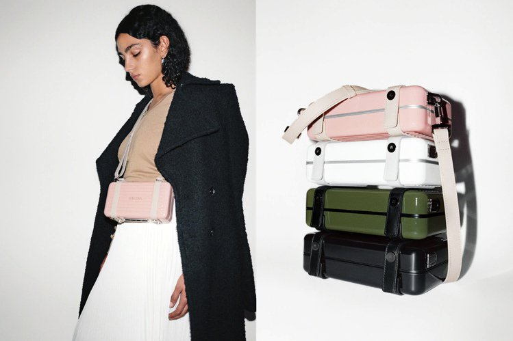 適逢RIMOWA推出聚碳酸酯(PC)材質行李箱的20周年,將推出Personal...