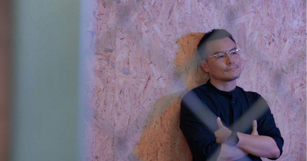 李銘忠以「心眼」中的變態殺人魔一角入圍2020亞洲電視大獎男配角獎。圖/凱渥提供