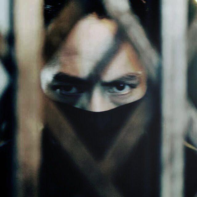 莊凱勛以「伺機」中的精壯格鬥選手角色,入圍2020亞洲電視大獎最佳男主角。圖/凱...