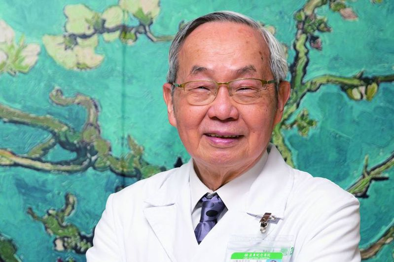 朱樹勳完成台灣第一例冠狀動脈繞道手術,被譽為台灣心臟外科先驅、心臟救星。記者季相儒/攝影
