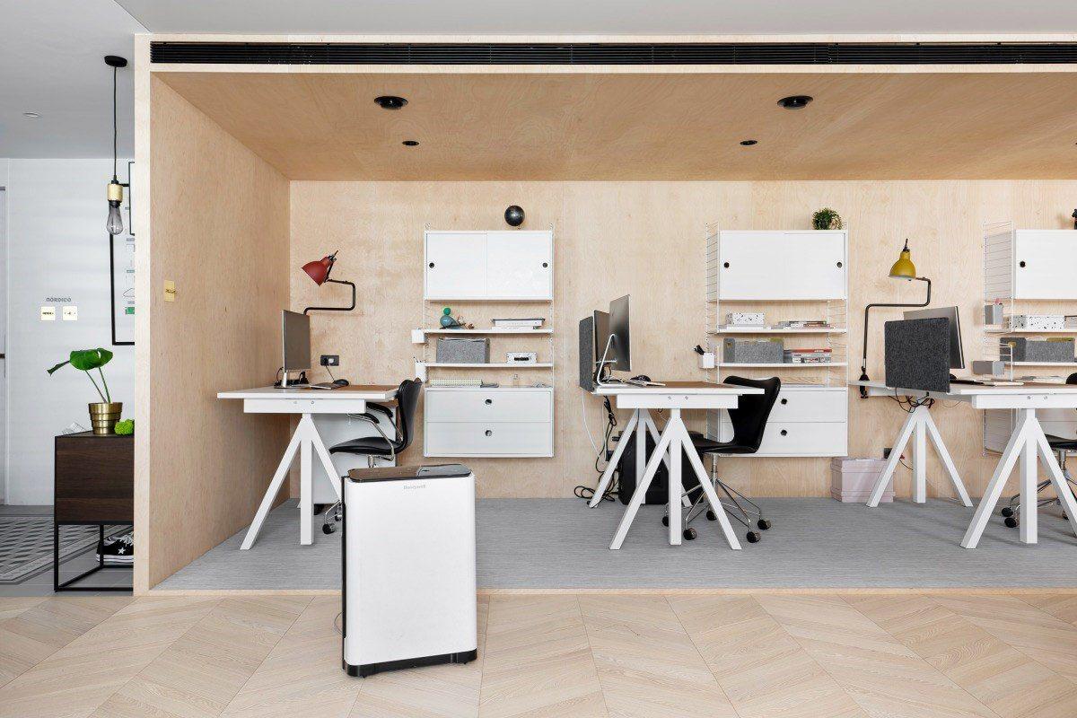 空間的大小對選購空清機來說相當重要! 圖/設計家Searchome提供