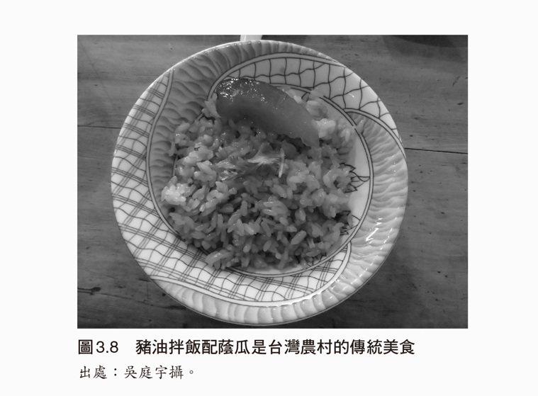 圖/摘自《台灣菜的文化史》