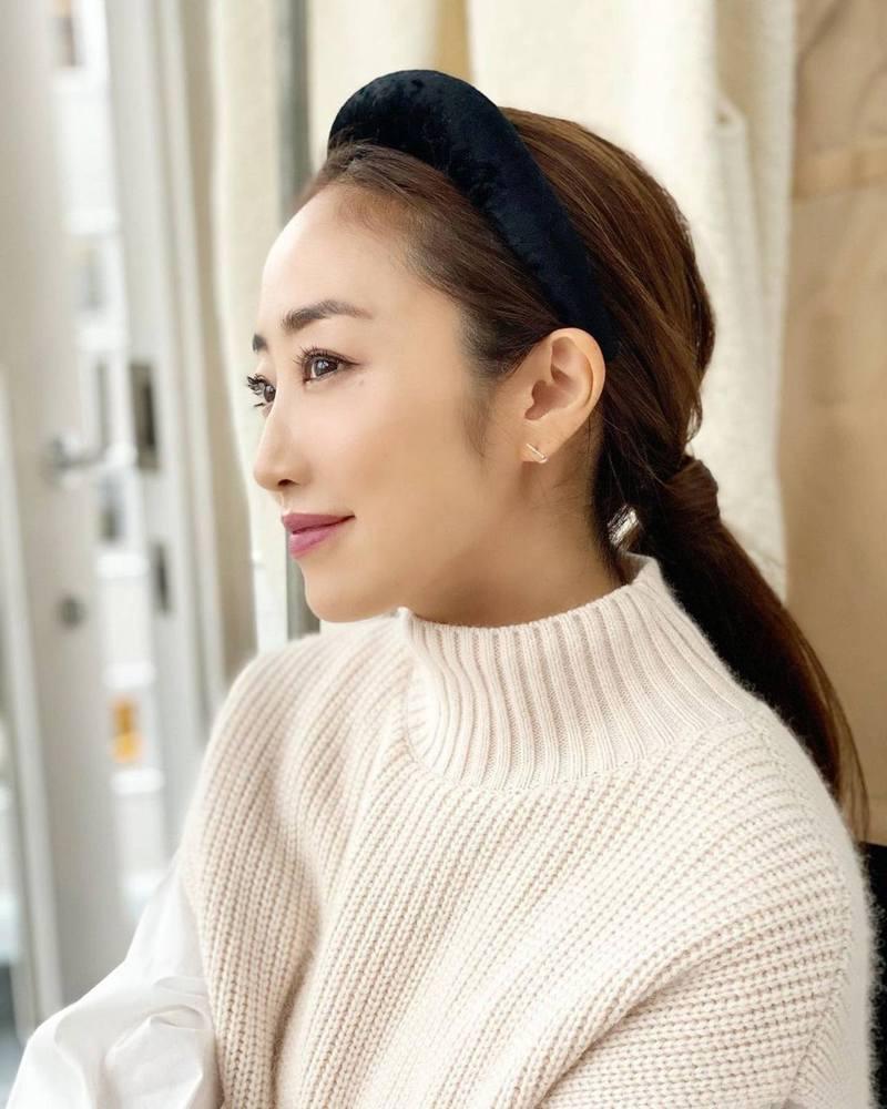 神崎恵是日本的美容專家。(megumi_kanzaki@instagram)