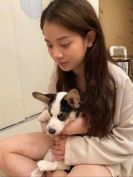 王彩樺難得曝光愛女照。圖/擷自臉書