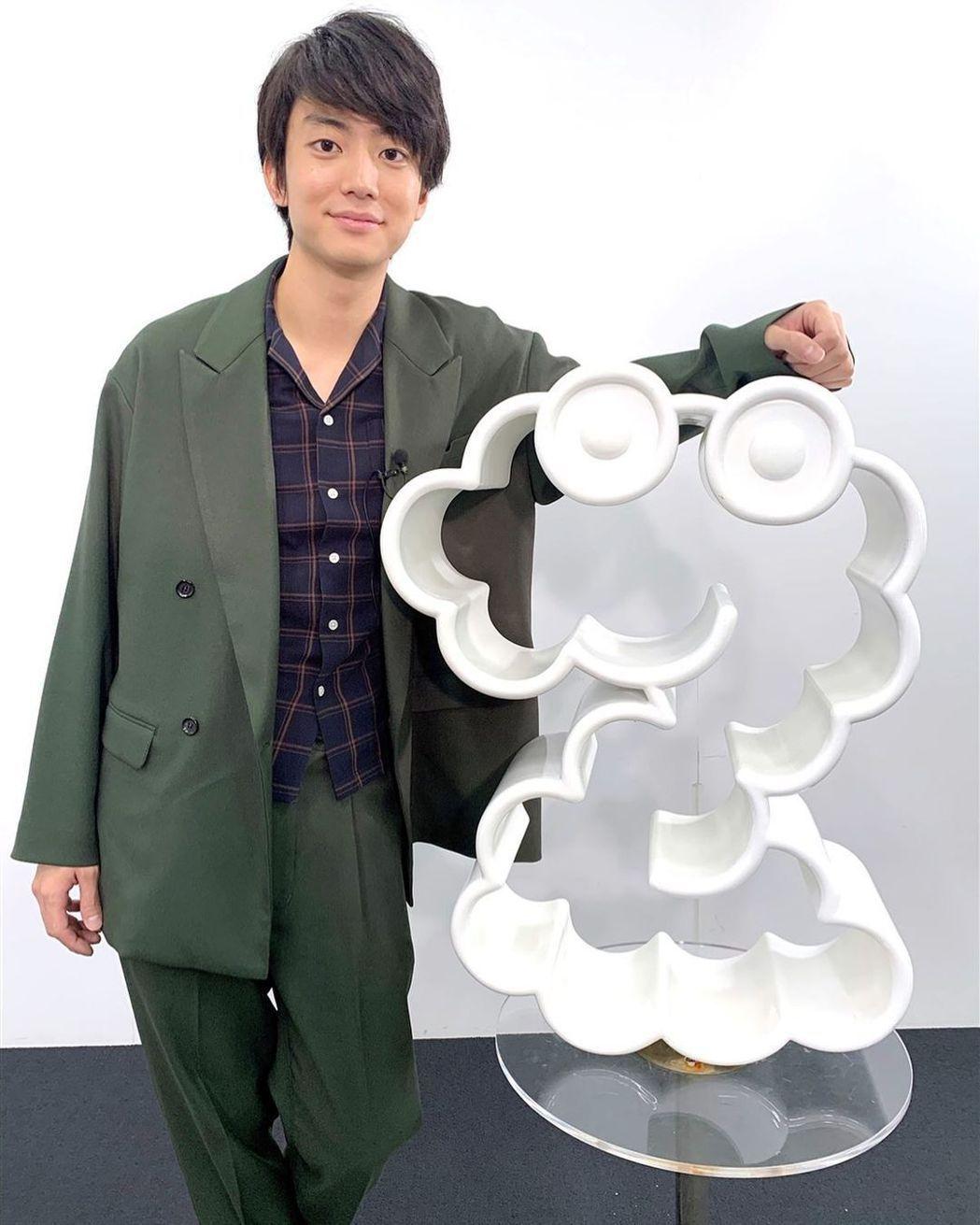 伊藤健太郎。圖/擷自IG