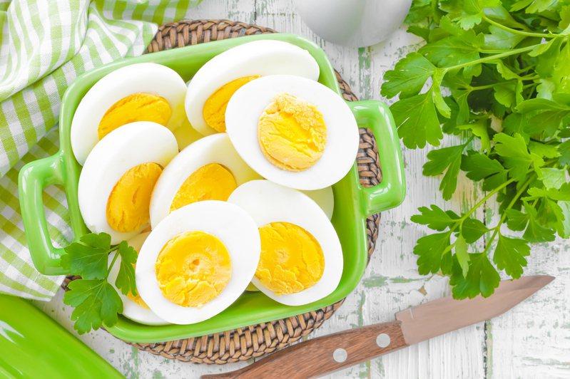 想做出一道美味、漂亮的水煮蛋其實一點也不簡單,溫度是絕對性關鍵。圖/Ingimage