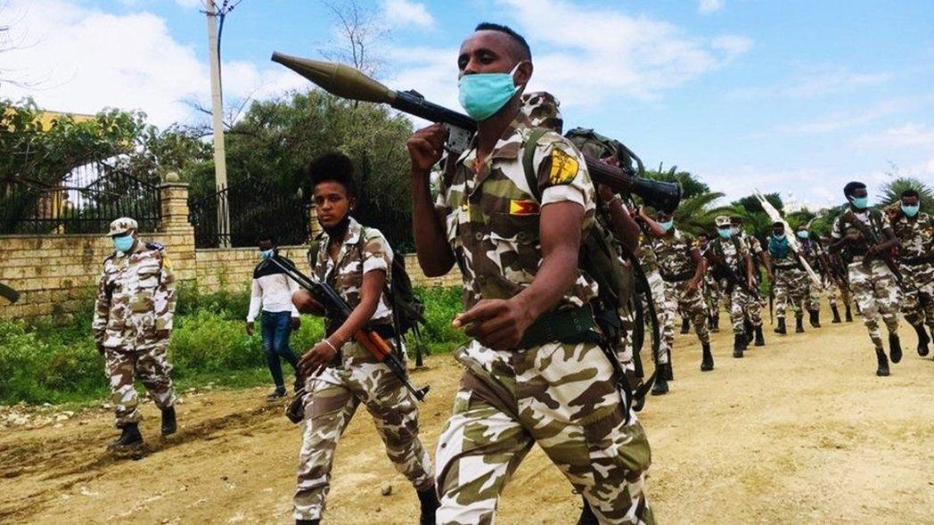 衣索比亞4日突然頒布國家緊急狀態,並下令中央軍隊動員北上至邊境的軍事重鎮提格雷州...