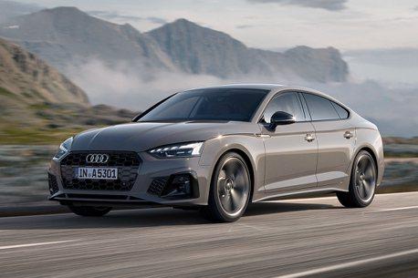 匯集科技與節能的四門跑車!2021年式Audi A5 Sportback正式上市