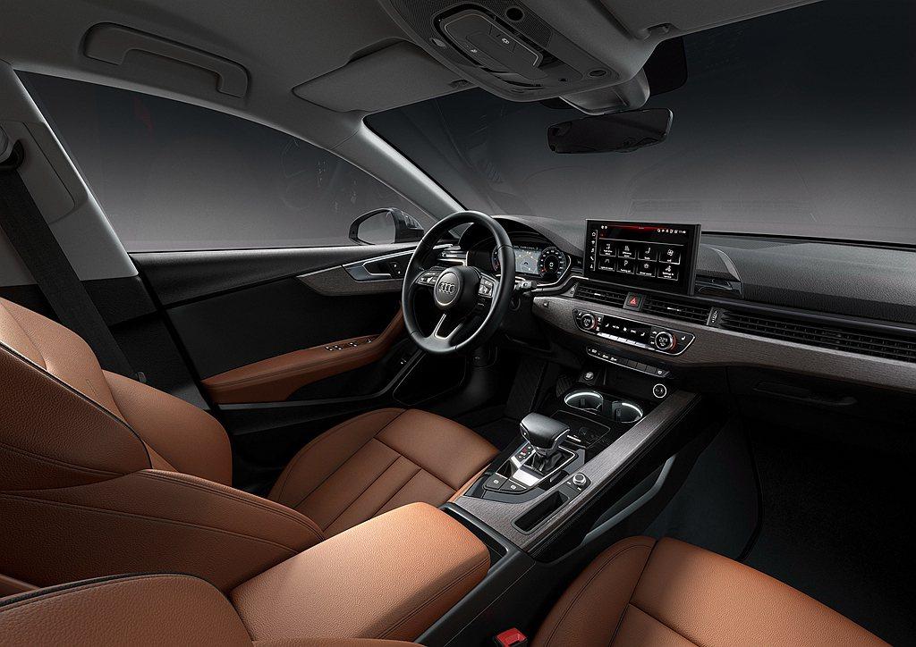 新年式Audi A5 Sportback匯集時尚科技、靈活操駕與智慧安全於一身,...