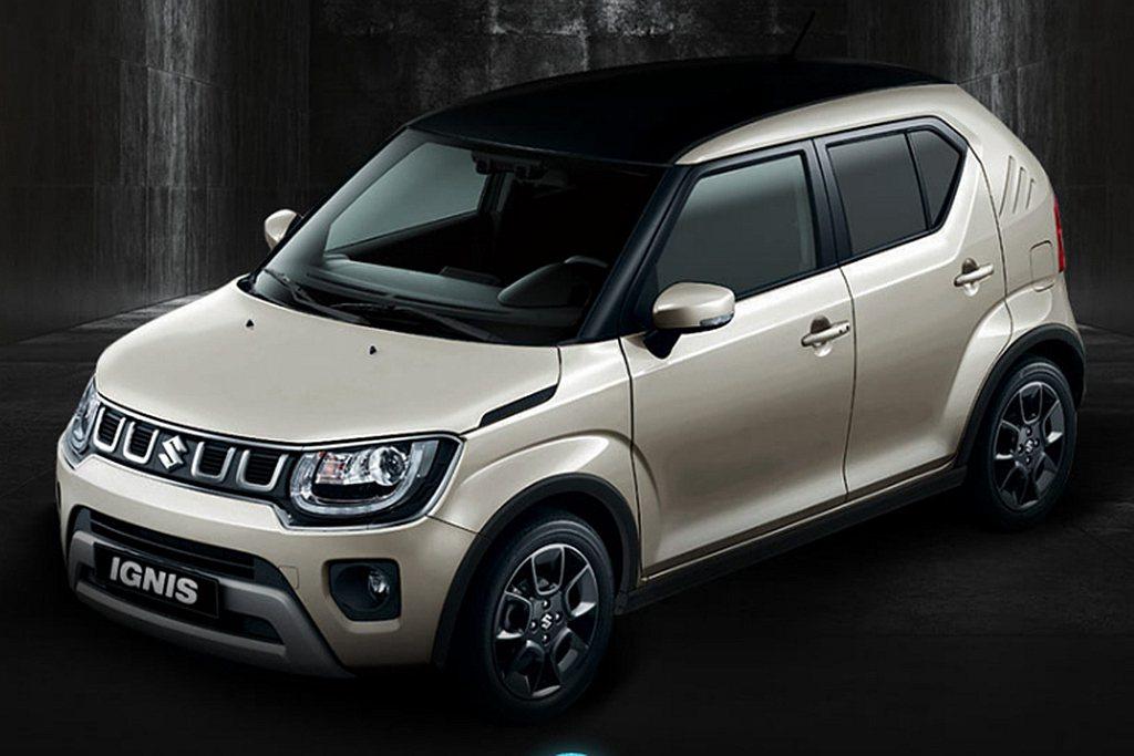 Suzuki首部SHVS智能混合動力車款Igins,日前撼動台灣車壇發表登場! ...