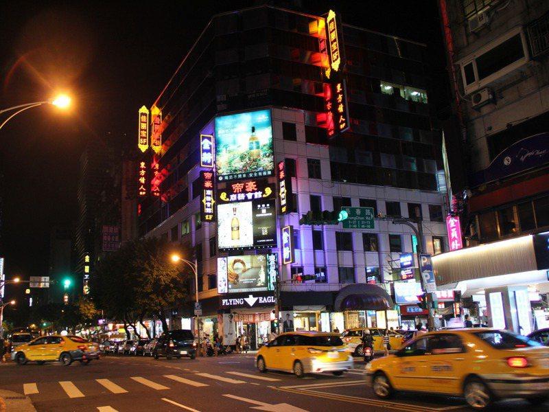 台北市酒店集中在中山區、大安區及松山區,至今成三分天下局面。圖/聯合報系資料照片