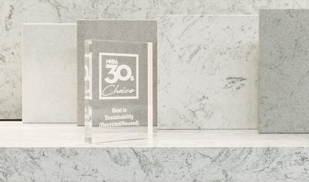 2020年榮獲《KBIS國際廚衛大展永續發展企業獎》的COMPAC西班牙康沛石,...