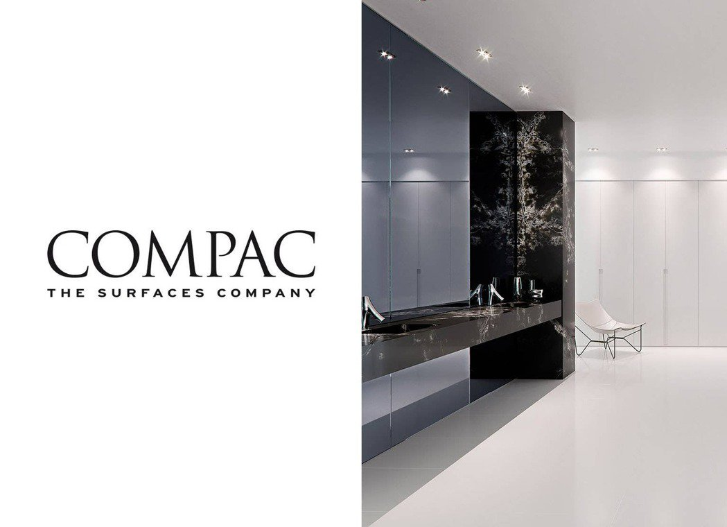 COMPAC西班牙康沛石與法國巴黎裝置藝術大師聯名設計ICE GENESIS創世...