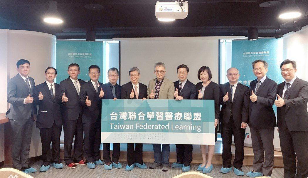「台灣聯合學習醫療聯盟」宣告正式啟動。劉美恩/攝影