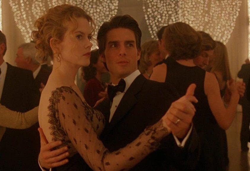 「大開眼戒」是湯姆克魯斯與妮可基嫚合演的最後一部電影。圖/摘自imdb