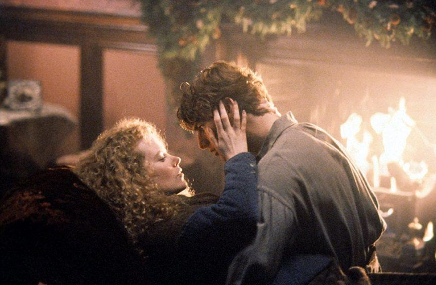 妮可基嫚與湯姆克魯斯在「遠離家園」浪漫對手戲,評價並不高。圖/摘自imdb