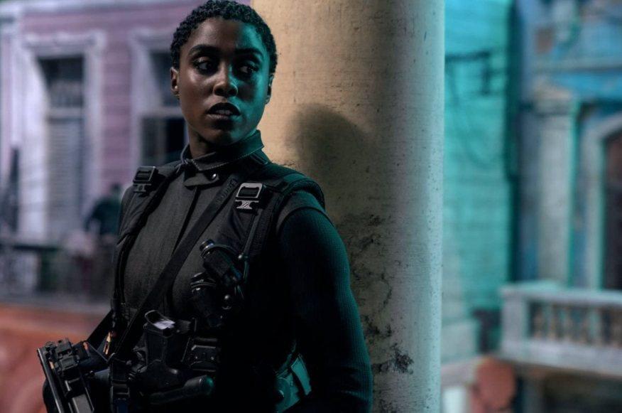萊珊娜萊珊娜林奇扮演的女探員,確定將是正宗龐德片集第一位黑人女性007。圖/摘自
