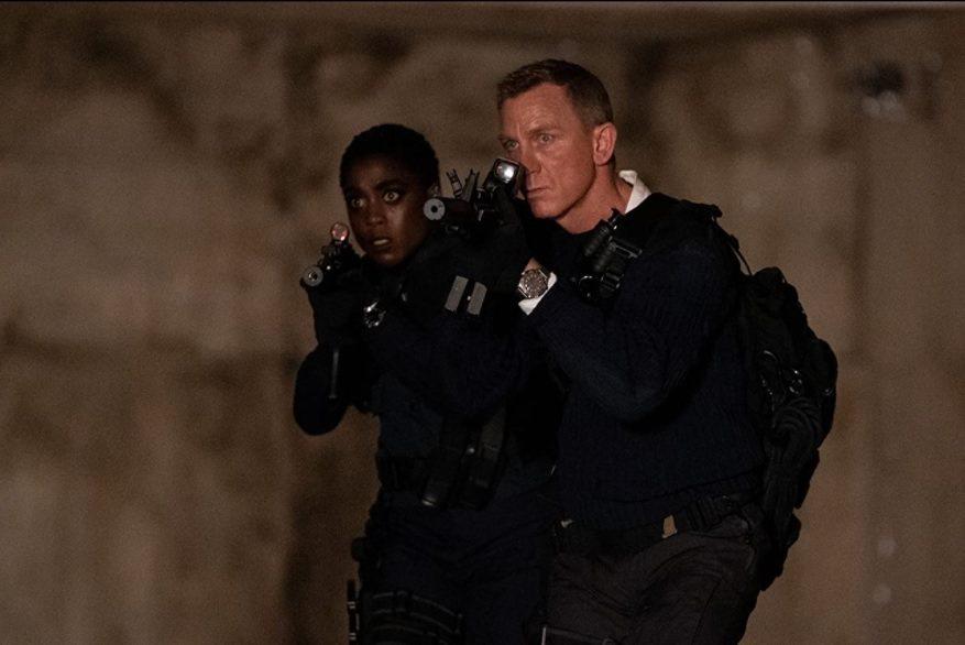 「007生死交戰」中會出現不少革命性、讓老粉絲訝異的情節安排。圖/摘自imdb