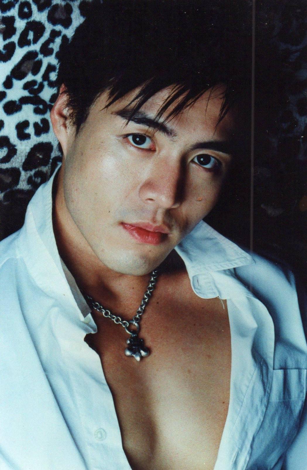 劉至翰20年前差一點是「流星花園」中的道明寺。圖/摘自臉書