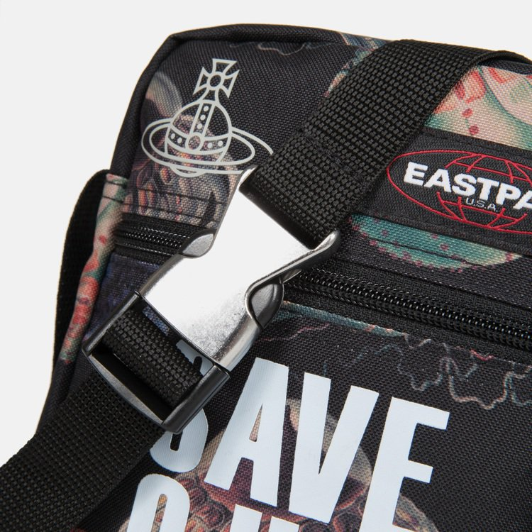 Vivienne Westwood x Eastpak聯名系列採用從海洋中回收的...