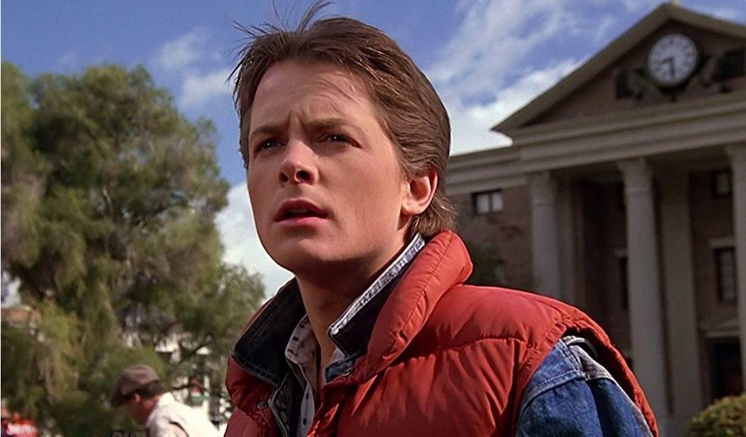 「回到未來」35年前在台大賣,米高福克斯成影迷偶像。圖/摘自imdb
