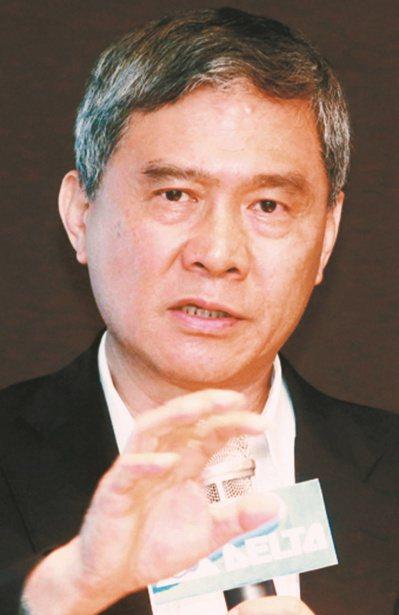 台達電董事長海英俊 (本報系資料庫)