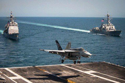 美國海軍改弦易轍:台灣「不沉母艦」思維下的造艦困境