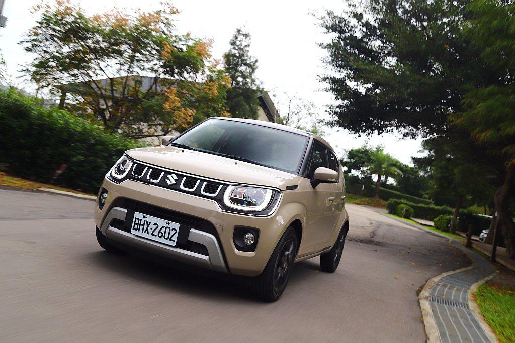 小改款Suzuki Ignis縱使動力數據不搶眼,但實際駕馭起來無論起步或中段再...