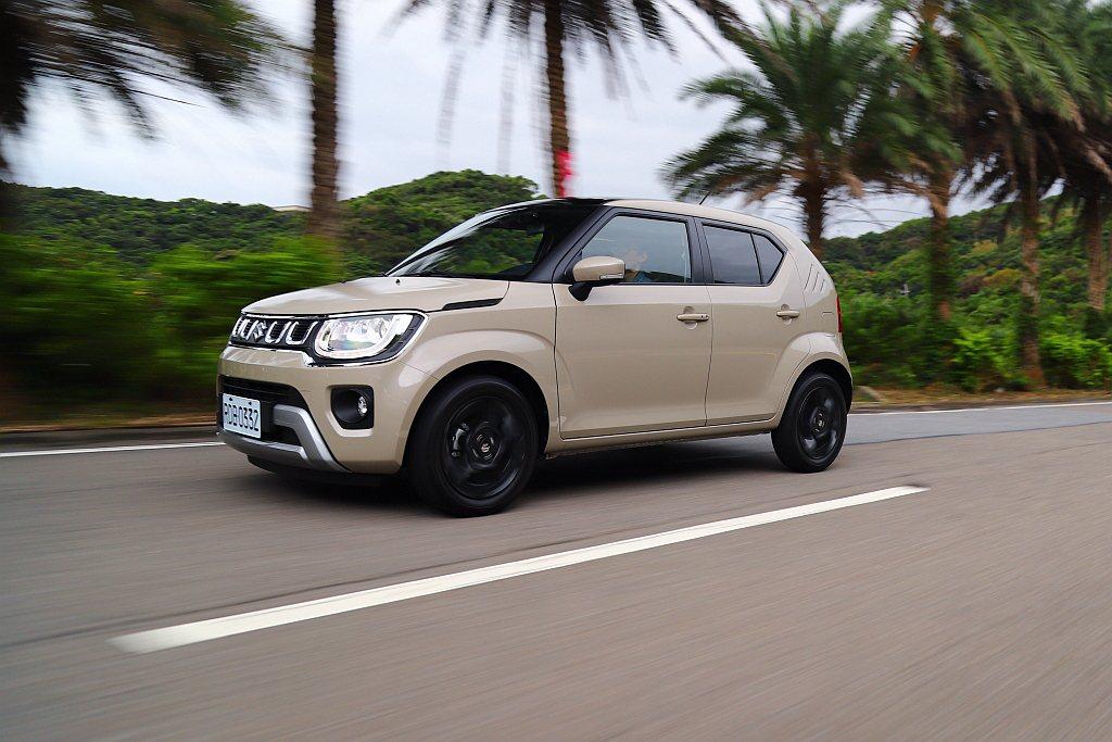 小改款Suzuki Ignis導入Suzuki Safety Support主動...