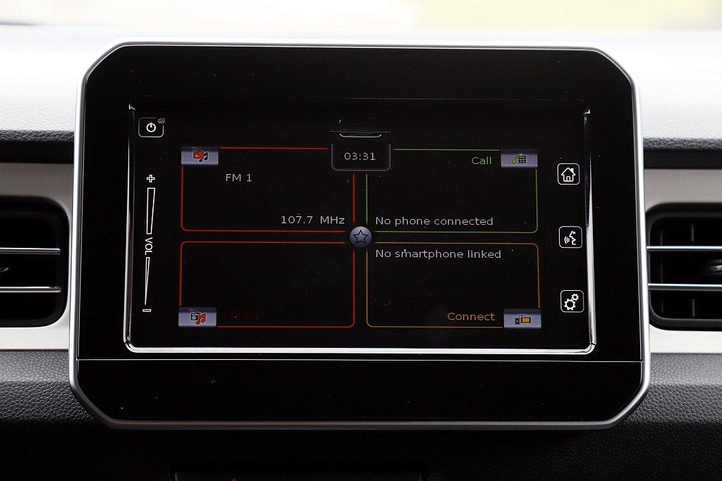 多功能觸控式螢幕,可支援Apple Carplay和Android Auto智慧...