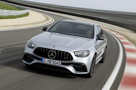 不可缺少的性能成員!小改款Mercedes-AMG E 63 4MATIC+在台上市