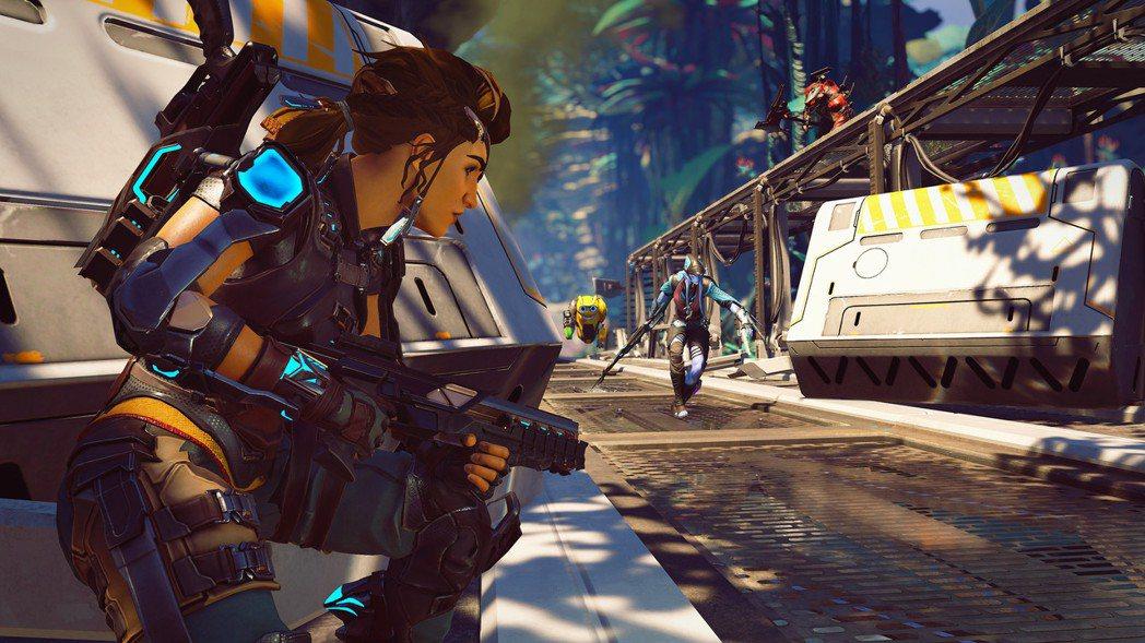 亞馬遜自研的多人射擊對戰遊戲《Crucible》,本作目前已停止開發。