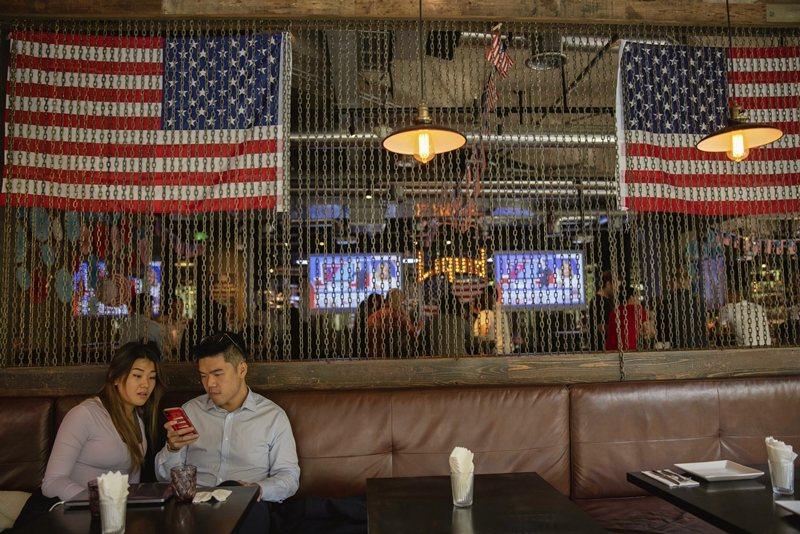 美國國安會聲明,此書說明了美國高級官員從未以如此坦率與一貫的態度,公開論及中國對美國的挑戰。 圖/歐新社