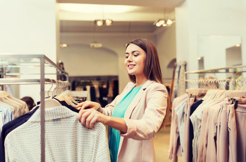 毒理醫學專家招名威提醒,新衣服要記得洗過再穿。示意圖/ingimage