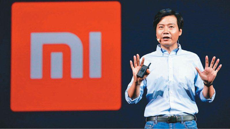 小米董事長雷軍宣布,明年將增聘5,000名工程師。 (網路照片)