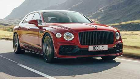 要跟內燃機說再見了! 十年後的Bentley只剩純電動車!