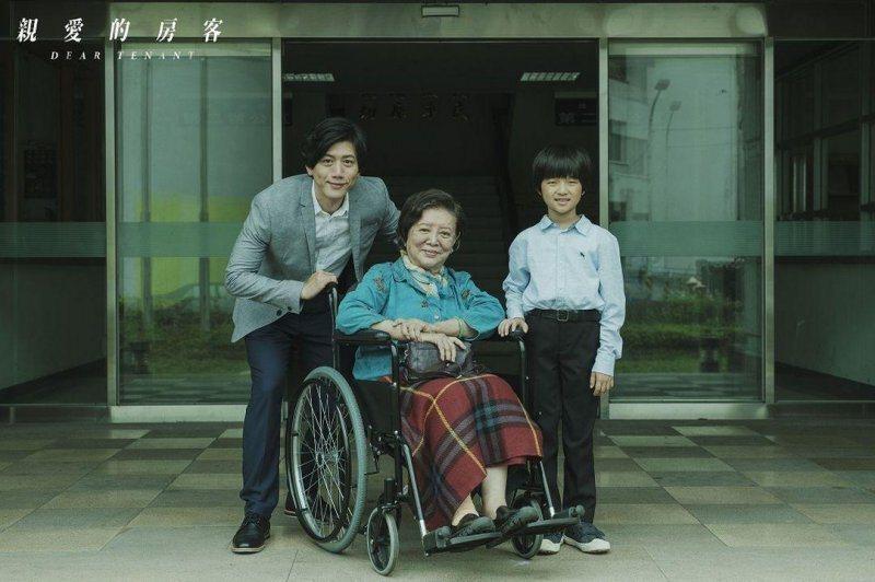三人代表著老中青三代,構成演技鐵三角@Yahoo!電影